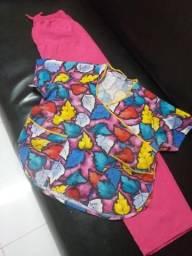 Pijama cirúrgico tamanho 36