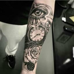 Troco tatuagem por celular!