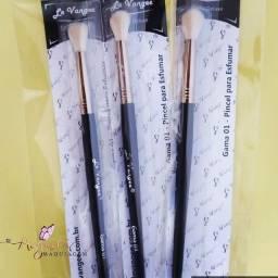 Pincéis de maquiagem da Lê Vangee