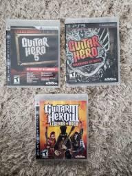 Jogos Guitar Hero PS3
