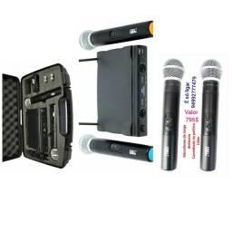 Microfone jwl