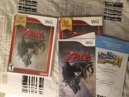 Zelda Twilight Princess Wii Novo comprar usado  Fortaleza