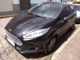 Fiesta hatch 1.6 se flex completo!!!! - 2014
