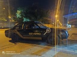 Chevette preparado pra corrida - 1990