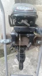 Motor De Popa Evinrude 15 Hp