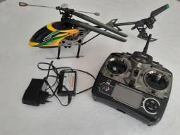 Helicoptero v912 com motor brushelles comprar usado  Itapema