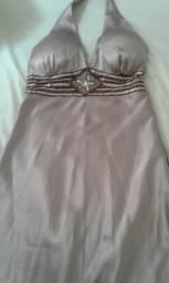 Vestido longo Chaika