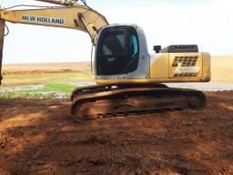 Vendo troco ou alugo escavadeira hidraulica e215me 2006
