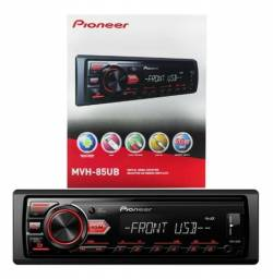 Som Rádio Bluetooth Pioneer MVH-85ub