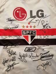 Manto Oficial do S.P.F.C de 2006