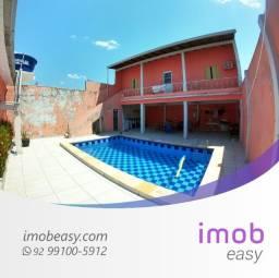 Casa na Cidade Nova, 195m², 3 quartos sendo 2 suítes, piscina