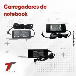 Carregadores para Notebook Todas as marcas e modelos
