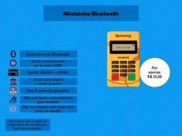 Promoção Minizinha Bluetooth Pagseguro nova A pronta entrega Por 25,00!