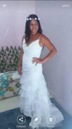 Aluguel e venda de vestidos de noivas e festas