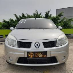 Renault sandero expression flex - manual 2011