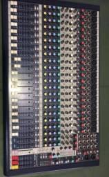 Mesa de Som SoundCrafit  20/2 revisada