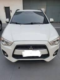 Mitsubishi ASX 4x2 2016 Branca Blindada