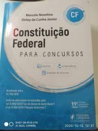 Constituição federal para concursos 2020
