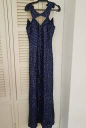 Vestido longo TMZ