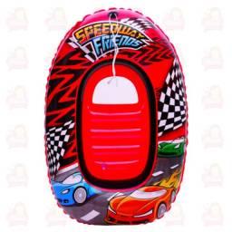 Título do anúncio: Bóia para crianças na praia carros sem volante