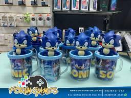 Título do anúncio: Caneca Gamer Sonic na Promoção