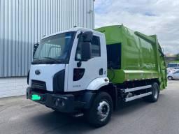 Ford cargo 1723 compactador de lixo Usimeca