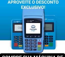 Máquina de cartão crédito e débito