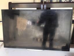 TV aoc tela danificada