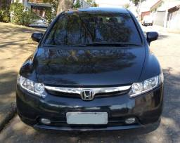 New Civic LXS 2007 automático Flex