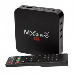 Tv Box mx Q pró 64 GB a pronta entrega