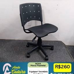 Título do anúncio: Cadeira Ergoplax nova para pronta entrega