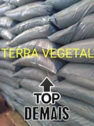 Título do anúncio: Terra Vegetal orgânica 20 litros