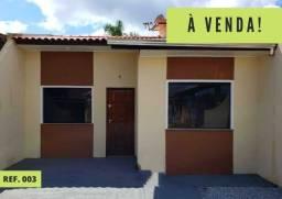 Casa Fácil De Financiar No Vila Garcia