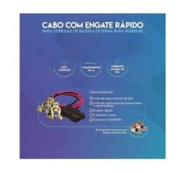 Título do anúncio: cabo bateria externa