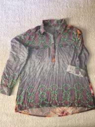 Camisa feminina - G