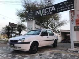 Título do anúncio: Fiesta Sedan Street 1.0 8v Completo - 2002