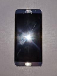 Samsung Galaxy S7 Edge e Carregador
