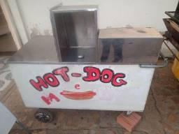 Título do anúncio: CARIHNO de hot dog