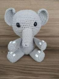 Título do anúncio: Elefante amigurumi