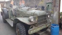 Título do anúncio: Jeep Willys Dodge Charuto - 1964