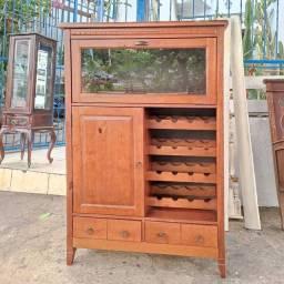Título do anúncio: Armário de madeira maciça