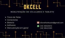Título do anúncio: Manutenção de celulares e tablets