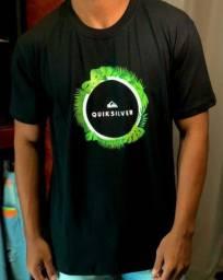 Camisas básicas (Quiksilver,Hurley)