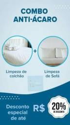 Título do anúncio: Promoção na Higienização do seu sofá e colchão !