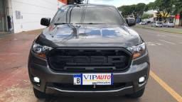 Ranger xls 2020/20 diesel automática 4x4 placa a sem retoque novíssima
