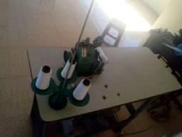Máquina orveloque semi industrial