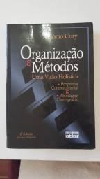Livro Organização e Métodos - Uma Visão Holística 8°ed.