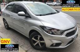 Título do anúncio: Gm Chevrolet Prisma 1.4 LTZ Aut. 2019 + GNV. Ent. a partir de 16.500,00 + 1.179,99 Fixas