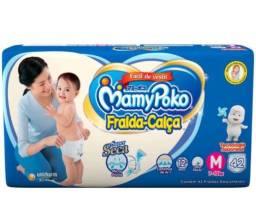 Falda calça Mamy Poko M com 42 Unidades