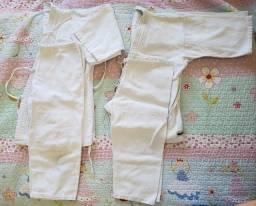 Kimono judogi idades 5 e 7 anos